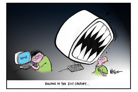 Essays On Cyber Bullying